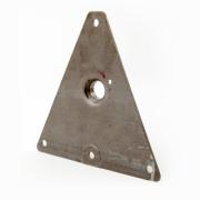 Plate, Triangular
