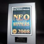 2008 NEO Success Award